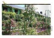 Claude Monets House - Giverney Carry-all Pouch