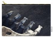 Claw - Industrial Photography By Sharon Cummings Carry-all Pouch