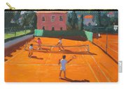 Clay Court Tennis Carry-all Pouch