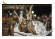 Clay Sculptured Model  Carry-all Pouch