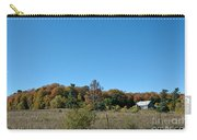 Clear Autumn Country Sky Carry-all Pouch