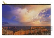 Clearing Storm Cape Royal North Rim Grand Canyon Np Arizona Carry-all Pouch
