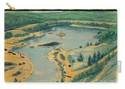 Clearwater Lake Early Days Carry-all Pouch