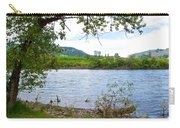 Clearwater River In Nez Perce National Historical Park-id  Carry-all Pouch