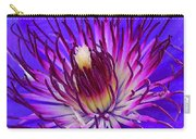 Clematis 1 Carry-all Pouch