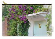 Clematis Around The Door Carry-all Pouch