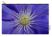 Clematis Beauty Carry-all Pouch