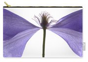 Clematis Float Carry-all Pouch