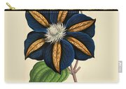 Clematis Star Of India Carry-all Pouch