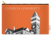 Clemson University - Coral Carry-all Pouch
