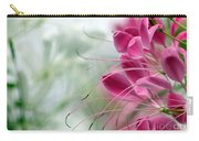 Cleome Meditation Love And Light Carry-all Pouch