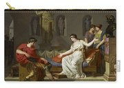 Cleopatra And Octavian Carry-all Pouch
