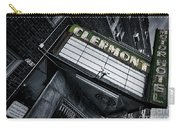 Clermont Hotel Carry-all Pouch