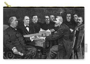 Cleveland Cabinet, 1893 Carry-all Pouch