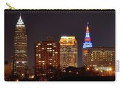Cleveland Cityscape Carry-all Pouch