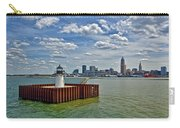 Cleveland Harbor  Carry-all Pouch