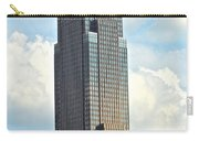 Cleveland Key Bank Building Carry-all Pouch by Frozen in Time Fine Art Photography