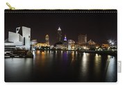 Cleveland Lakefront Nightscape Carry-all Pouch