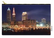 Cleveland Panoramic Night Carry-all Pouch