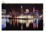 Cleveland Panoramic Reflection Carry-all Pouch