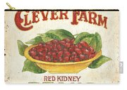 Clever Farms Beans Carry-all Pouch