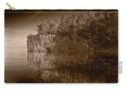 Cliff Face Northshore Mn Bw Carry-all Pouch