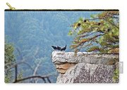 Cliff Hanging Carry-all Pouch