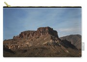 Cliffs Above Apache Lake Carry-all Pouch