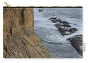 D3a6138-cliffs At Bolinas  Carry-all Pouch