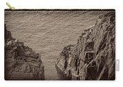 Cliffs At Bonavista Carry-all Pouch