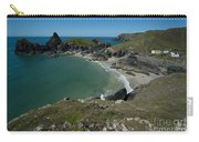 Cliffs In Bretagne Carry-all Pouch