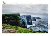 Cliffs Of Fog Carry-all Pouch