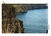 Cliffs Of Moher Clare Ireland Carry-all Pouch