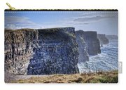 Cliffs Of Moher - Late Afternoon Carry-all Pouch