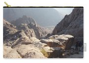 Cliffs Of Mount Sinai Carry-all Pouch