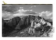 Cliffs Of Sedona Carry-all Pouch