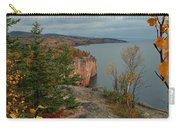 Cliffside Fall Splendor Carry-all Pouch