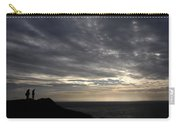 Clifftop Silhouettes Carry-all Pouch
