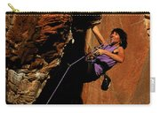 Climber, Red Rocks, Nv Carry-all Pouch