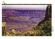 Climbing In Grand Canyon Carry-all Pouch