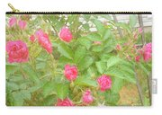 Climbing Roses Carry-all Pouch