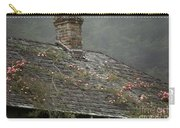 Climbing Roses Carry-all Pouch by Ron Sanford