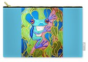 Climbing Tree Frog Carry-all Pouch