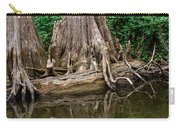 Clinging Cypress Carry-all Pouch
