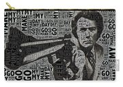 Clint Eastwood Dirty Harry Carry-all Pouch