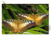 Clipper Butterflies Carry-all Pouch