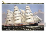 Clipper Ship Three Brothers Carry-all Pouch by War Is Hell Store