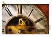 Clockmaker - What Time Is It Carry-all Pouch