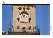 Clocktower - Aix En Provence Carry-all Pouch