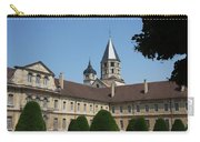 Cloister Cluny Garden View Carry-all Pouch